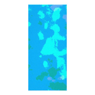 Virgin Blue 10.16 X 22.86cm Panfleto