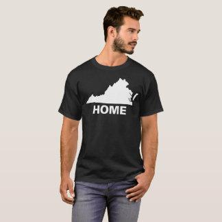 Virgínia é t-shirt HOME: Camisa de Virgínia,