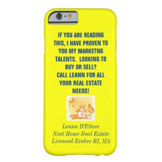 Vista a comprar ou vender? capa iPhone 6 barely there