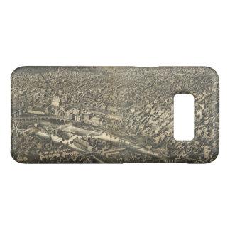 Vista aérea de Minneapolis, Minnesota (1885) Capa Case-Mate Samsung Galaxy S8