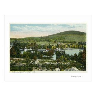 Vista de Glendale Cartão Postal