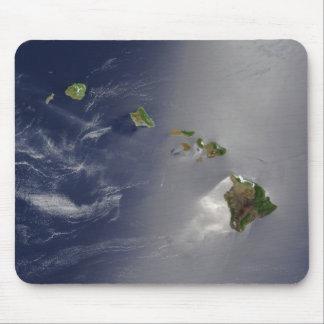 Vista de Havaí do espaço Mouse Pad