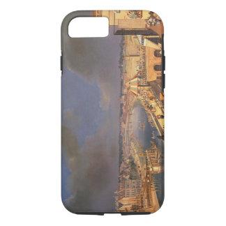 Vista de Viena, 1819 (óleo em canvas) Capa iPhone 8/7