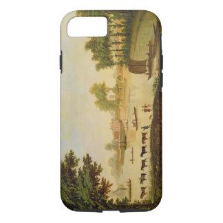Vista do Shepperton no rio Tamisa, em seguida Capa iPhone 8/7