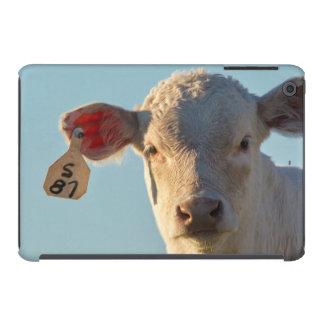 Vitela da carne de Charolaise perto de Augusta, Capa Para iPad Mini Retina