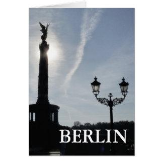 Vitória-Coluna, Berlim 02,02 Cartão