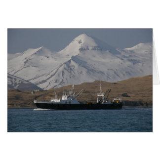 Vitória de Alaska, traineira de fábrica do F.C.A. Cartão