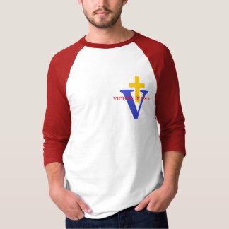 VITÓRIA EM JESUS CAMISETA