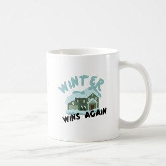 Vitórias do inverno da casa caneca