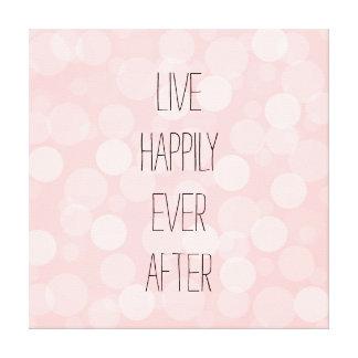Viva feliz sempre em seguida