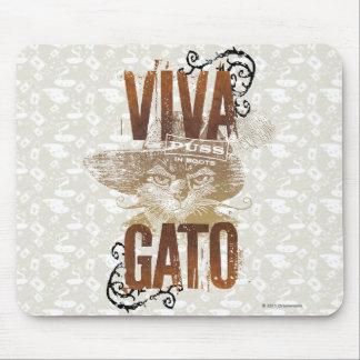 Viva Gato 2 Mouse Pad