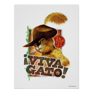Viva Gato! Posters