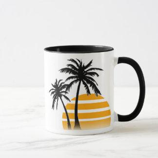 Vive Aloha a caneca