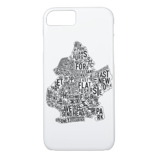 vizinhanças de Brooklyn das capas de iphone
