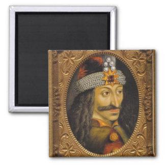 Vlad o ímã de Impaler Ímã Quadrado