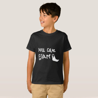 Você camisa chanfrada do escape