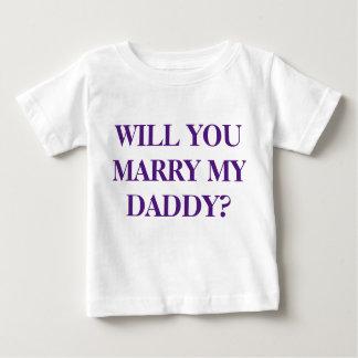 """""""VOCÊ CASARÁ o t-shirt da MINHA criança do PAI"""" -"""