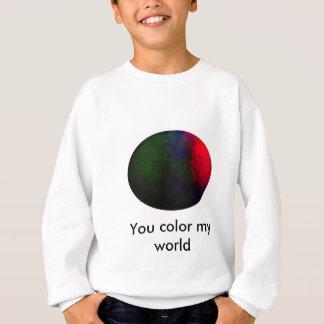 Você colore meu mundo t-shirt