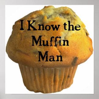 Você conhece o homem de muffin? poster