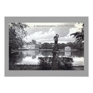 Você é Fontainebleau convidado Convite 12.7 X 17.78cm