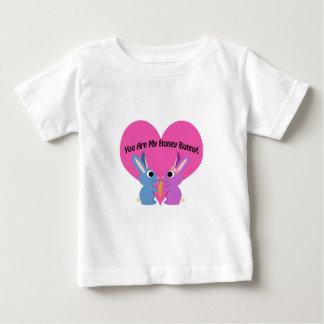 Você é meu coelho do mel! camiseta