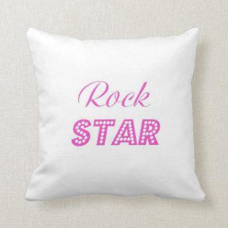 Você é uma estrela do rock almofada