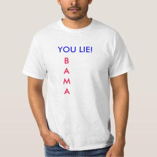 VOCÊ ENCONTRA-SE! Tshirt de Obama