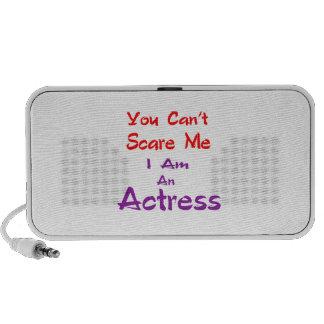 Você não pode susto mim que eu sou uma actriz caixinha de som para iPhone
