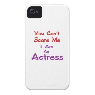 Você não pode susto mim que eu sou uma actriz capas para iPhone 4 Case-Mate