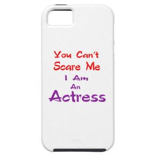Você não pode susto mim que eu sou uma actriz capas de iPhone 5 Case-Mate