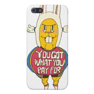 Você obteve o coelho capas iPhone 5