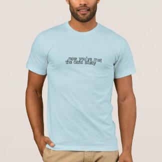 você tem-se encontrado agora, o estudo de caso tshirts