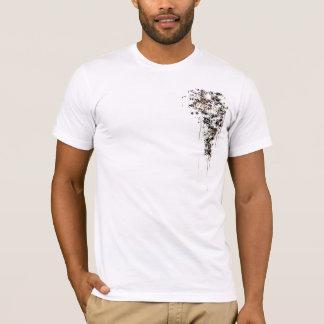 Vómito do Grunge T-shirt