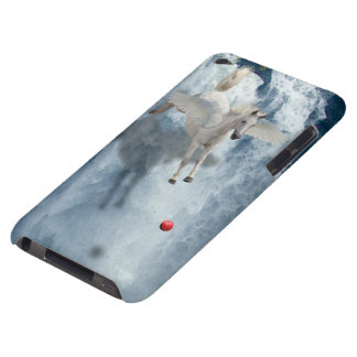 Vôo Pegasus & capa de telefone da arte da fantasia