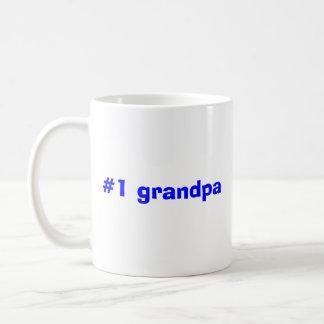 vovô #1 caneca de café