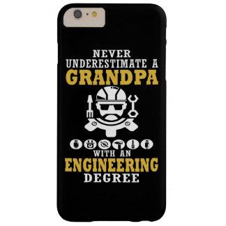 Vovô da engenharia capa barely there para iPhone 6 plus