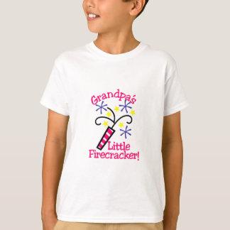 Vovôs pouco foguete t-shirts