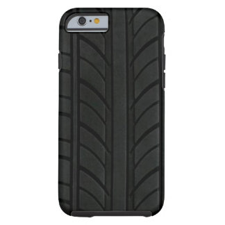 Vroom: iPhone do pneu da auto competência 6 casos Capa Tough Para iPhone 6