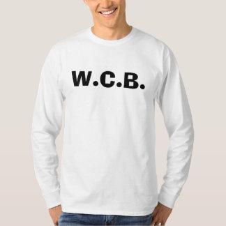 W.C.B. CAMISETA
