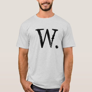 W. T-SHIRT