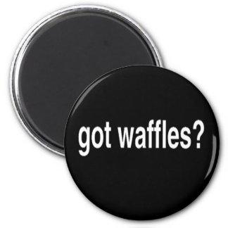 Waffles obtidos ima