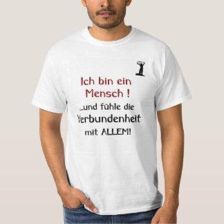 wandlungDesign - pessoas apego - T-shirts