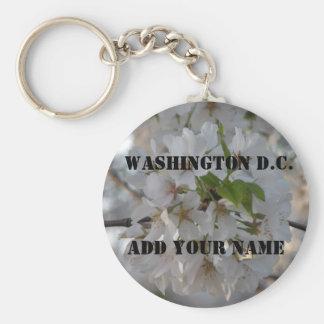 Washington C.C. Adição seu chaveiro conhecido