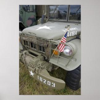 Washington, Olympia, airshow militar. 2 Poster
