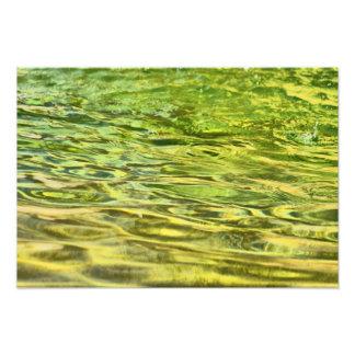 WATER RIPPLE 1 IMPRESSÃO DE FOTO