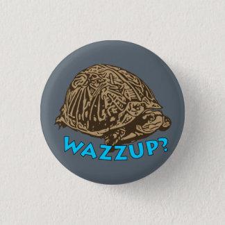 Wazzup - botão redondo bóton redondo 2.54cm