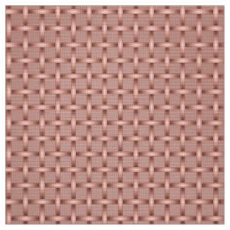 Weave cor-de-rosa ID125 do Shimmer do ouro Tecido