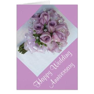 Wedding Cartão Comemorativo