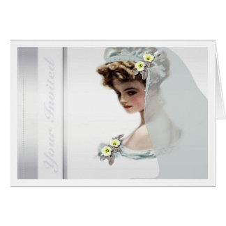 Wedding Cartão De Nota