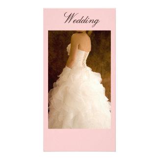 Wedding Cartão Com Foto